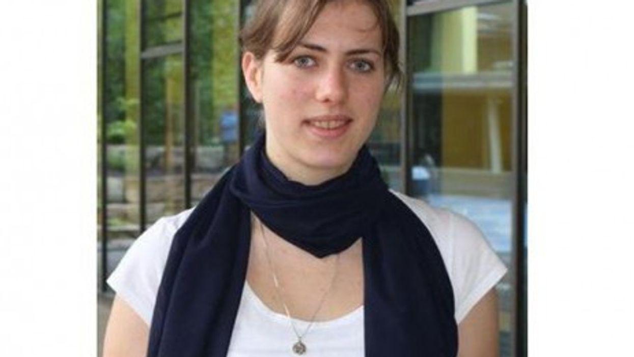 16-year-old university professor Carina Lämmle