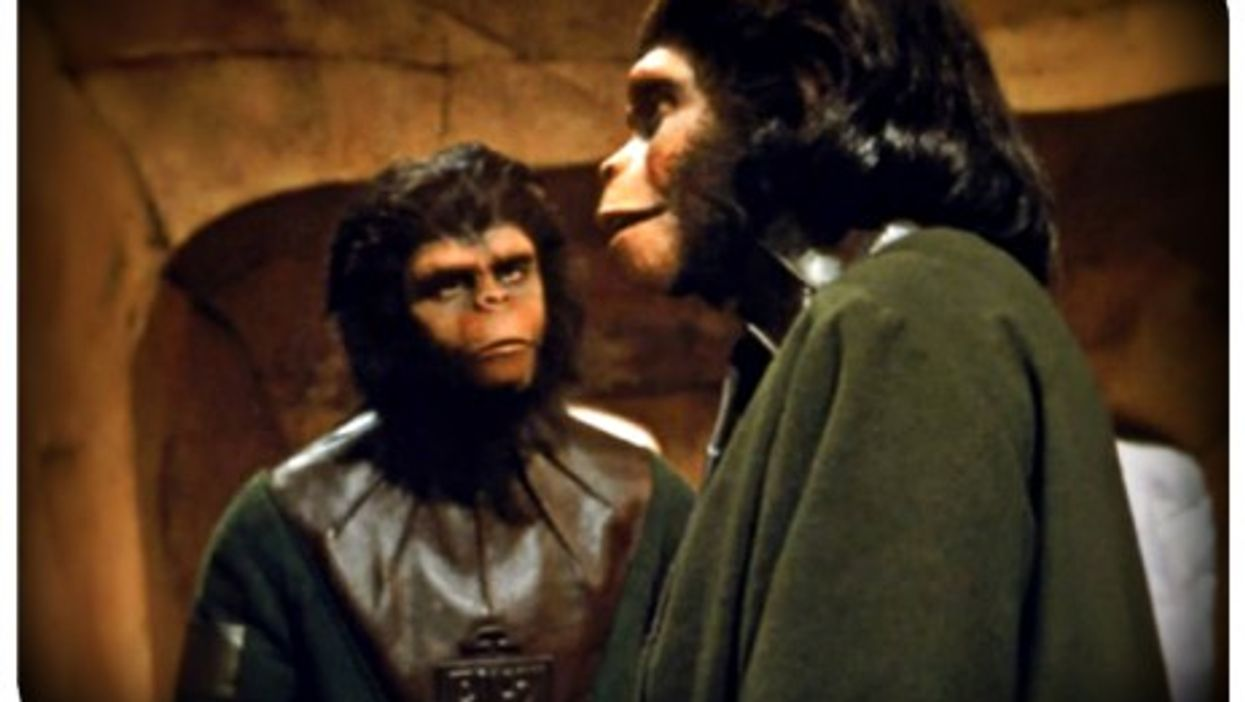1968 Planet of the Apes screenshot