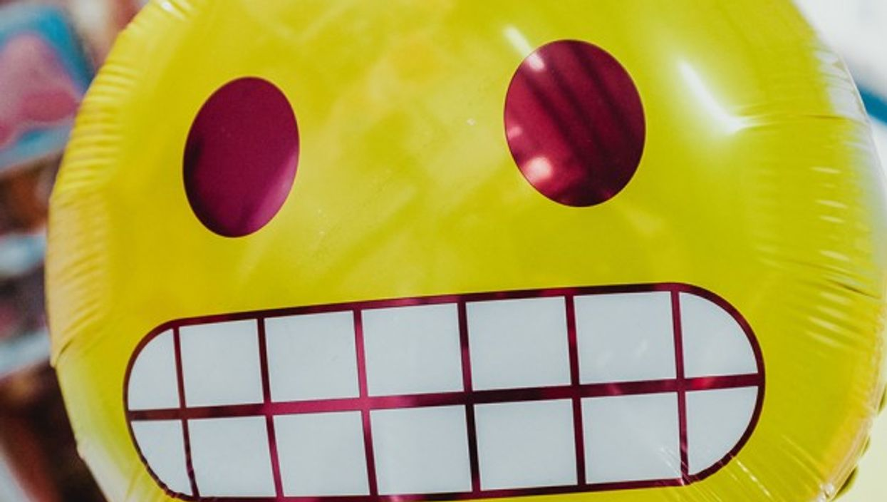 92% of internet users use emojis, in nearly 2.3 trillion annual messages