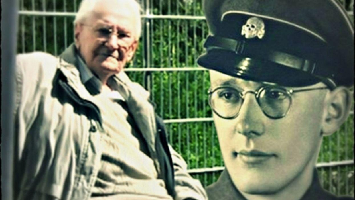 93-year-old former SS officer Oskar Groening awaiting trial in Germany