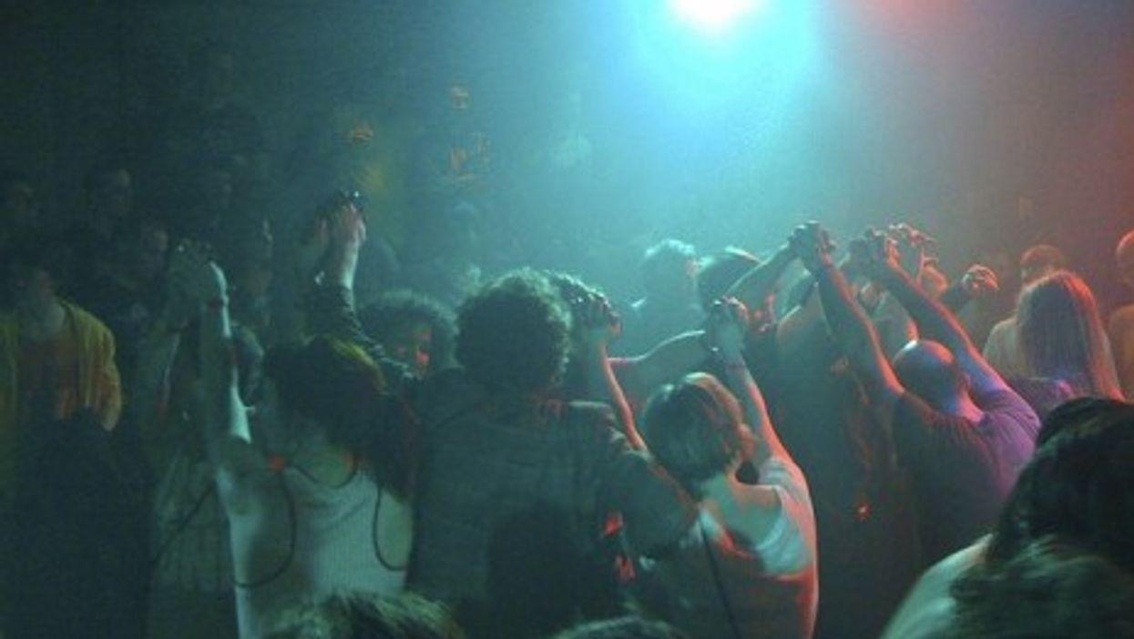 A Berlin nightclub