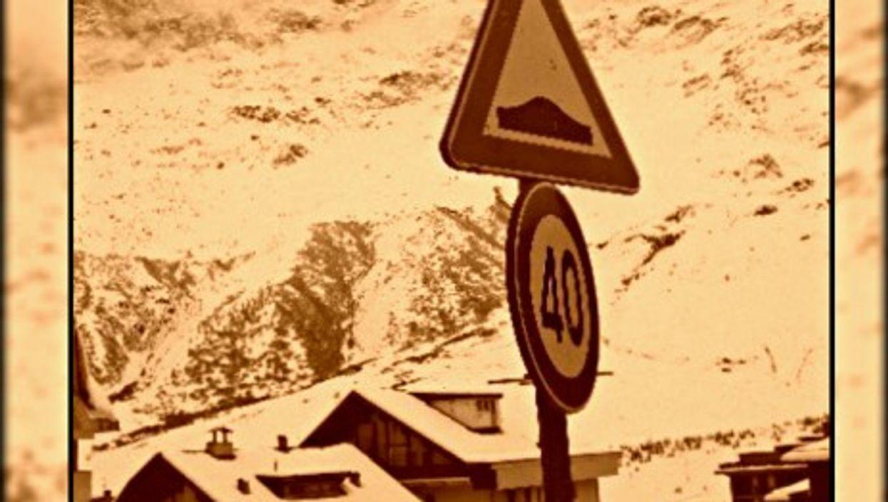 A bumpy road indeed