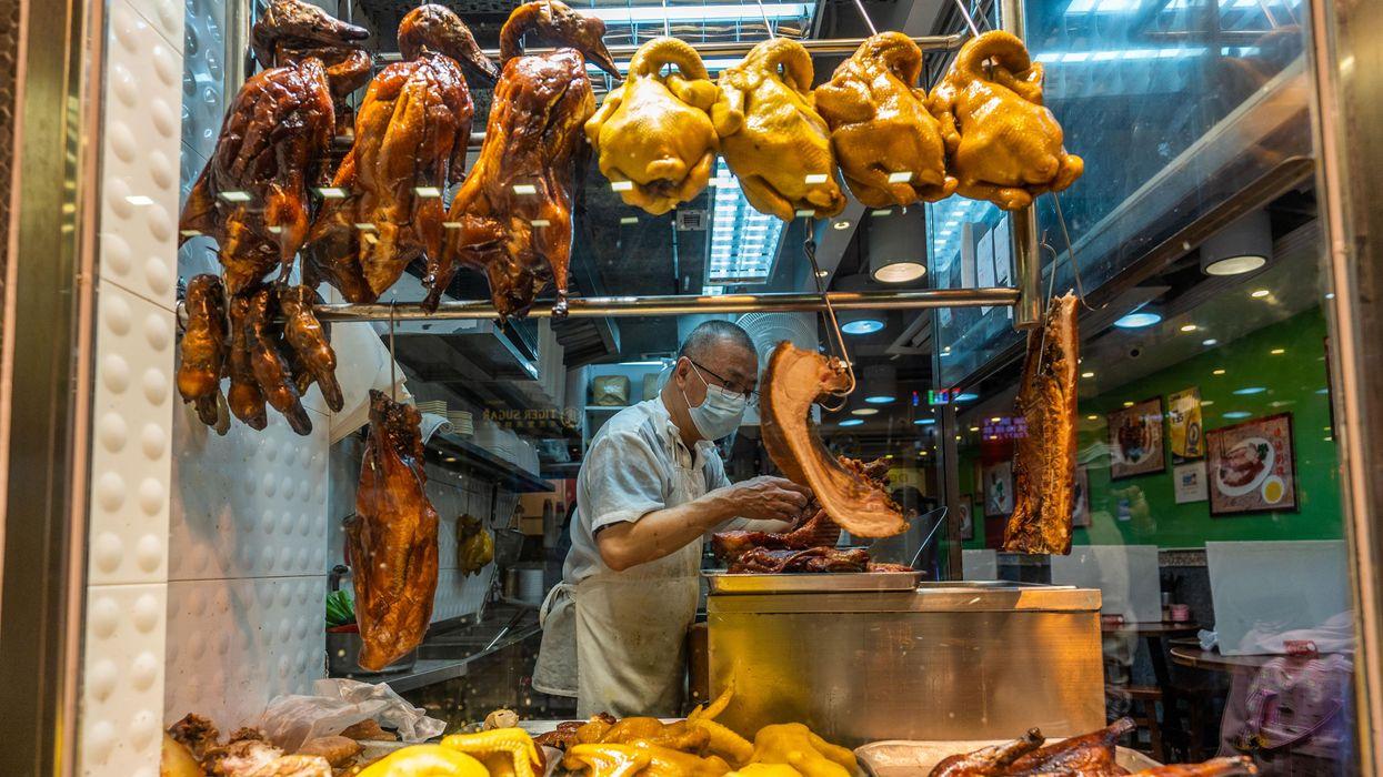 Hong Kong's International Food Scene Gets Political