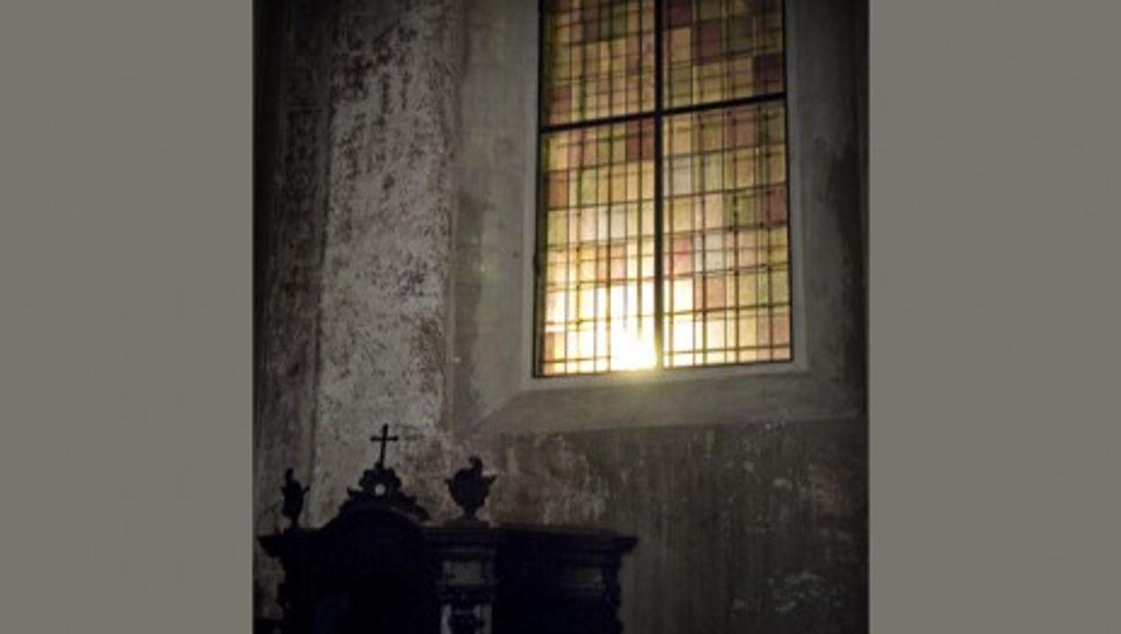 A church in Ferrara, Italy (Danilo Mistroni)
