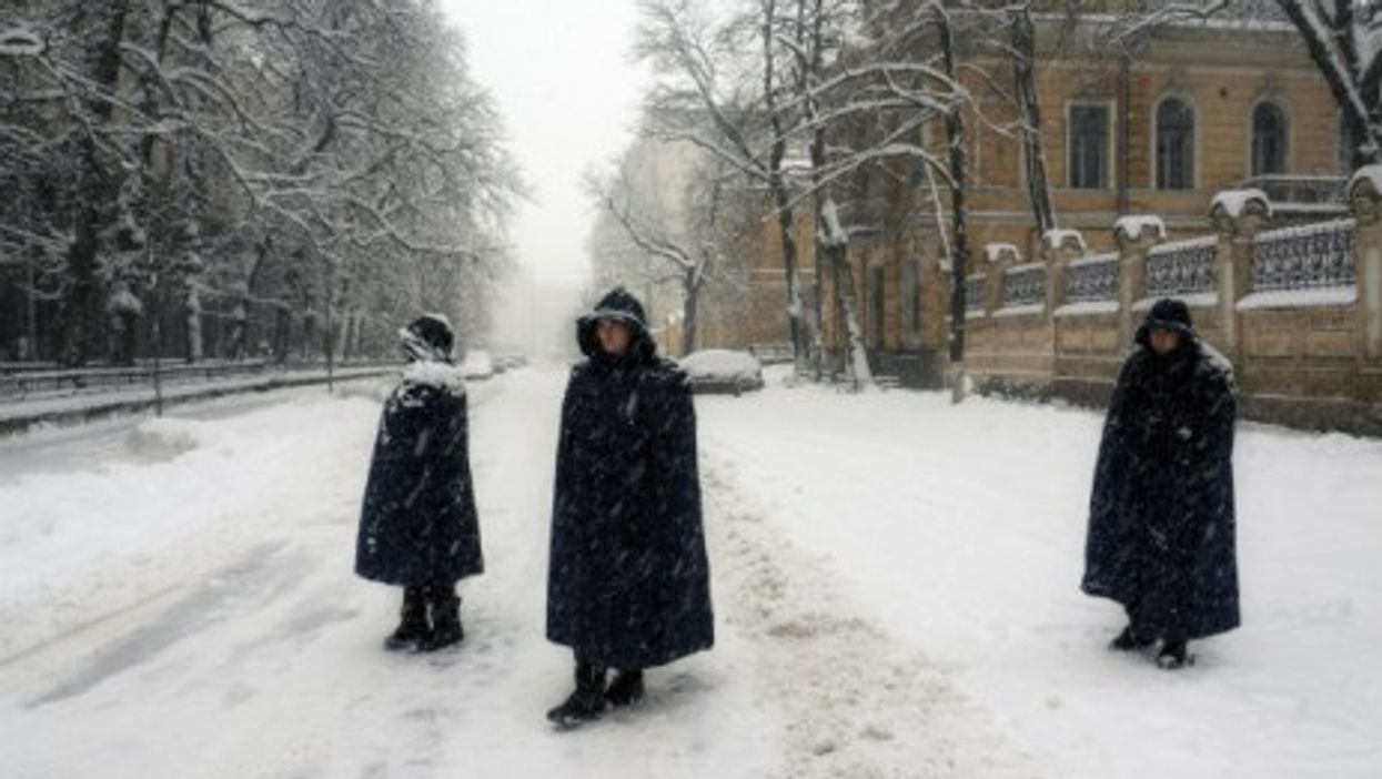A deep chill in Kiev