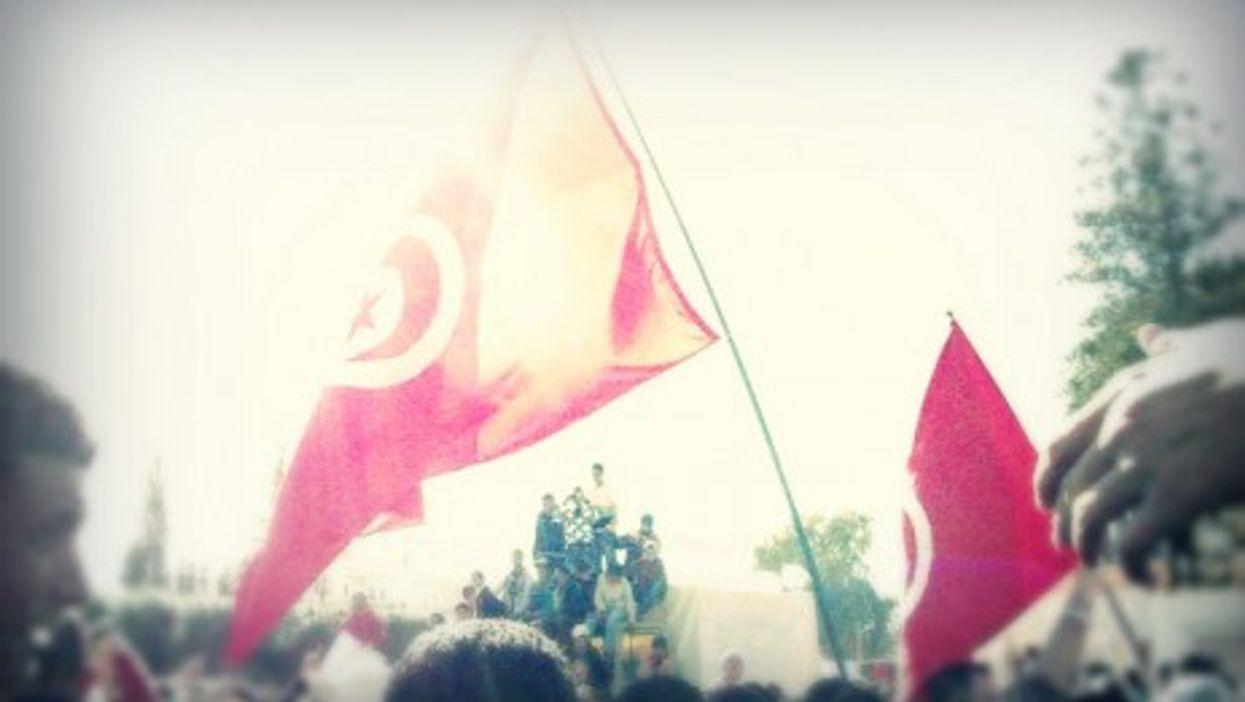 A file photo Sidi Bouzid