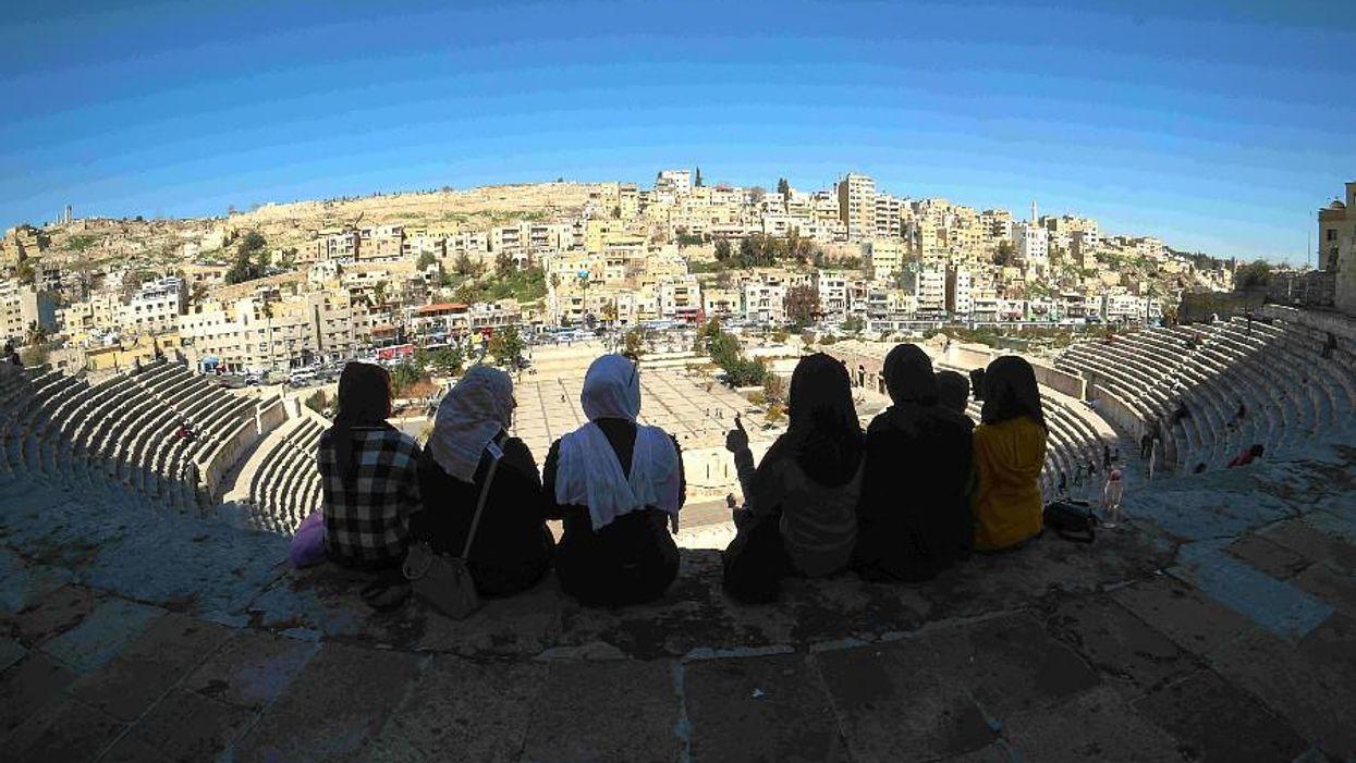 Jordanian Women Break Workplace Barriers To Gain Independence