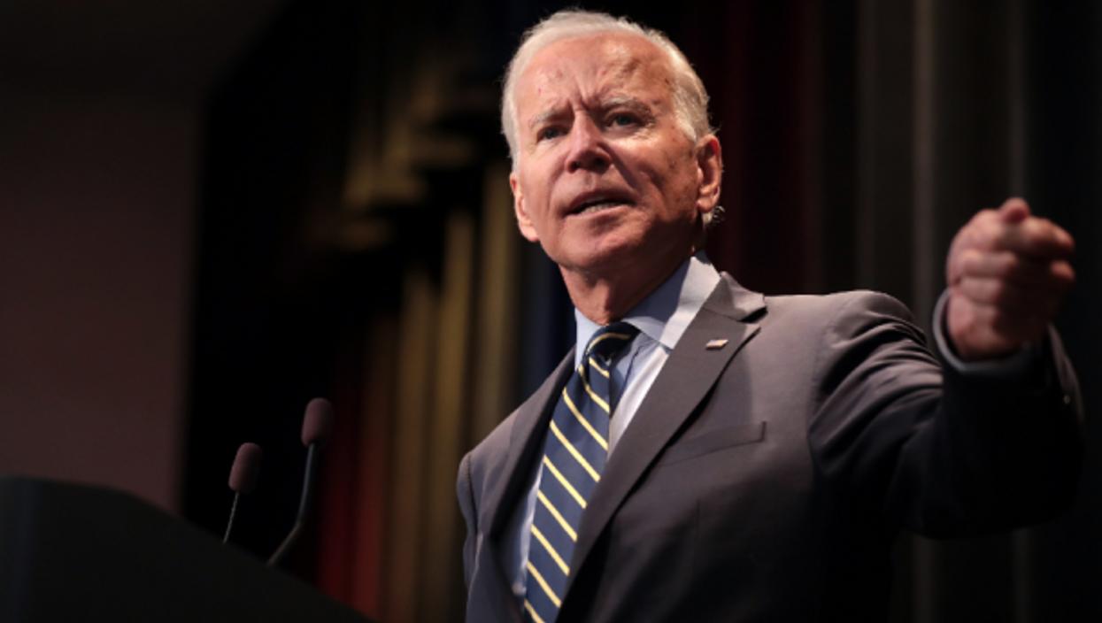 A hard task ahead, despite Biden's experience as senator and vice-president