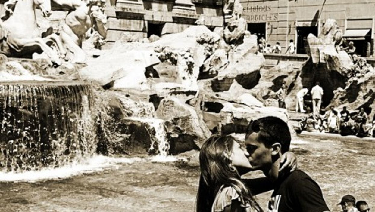 A kiss is just a kiss (Martin Garri)