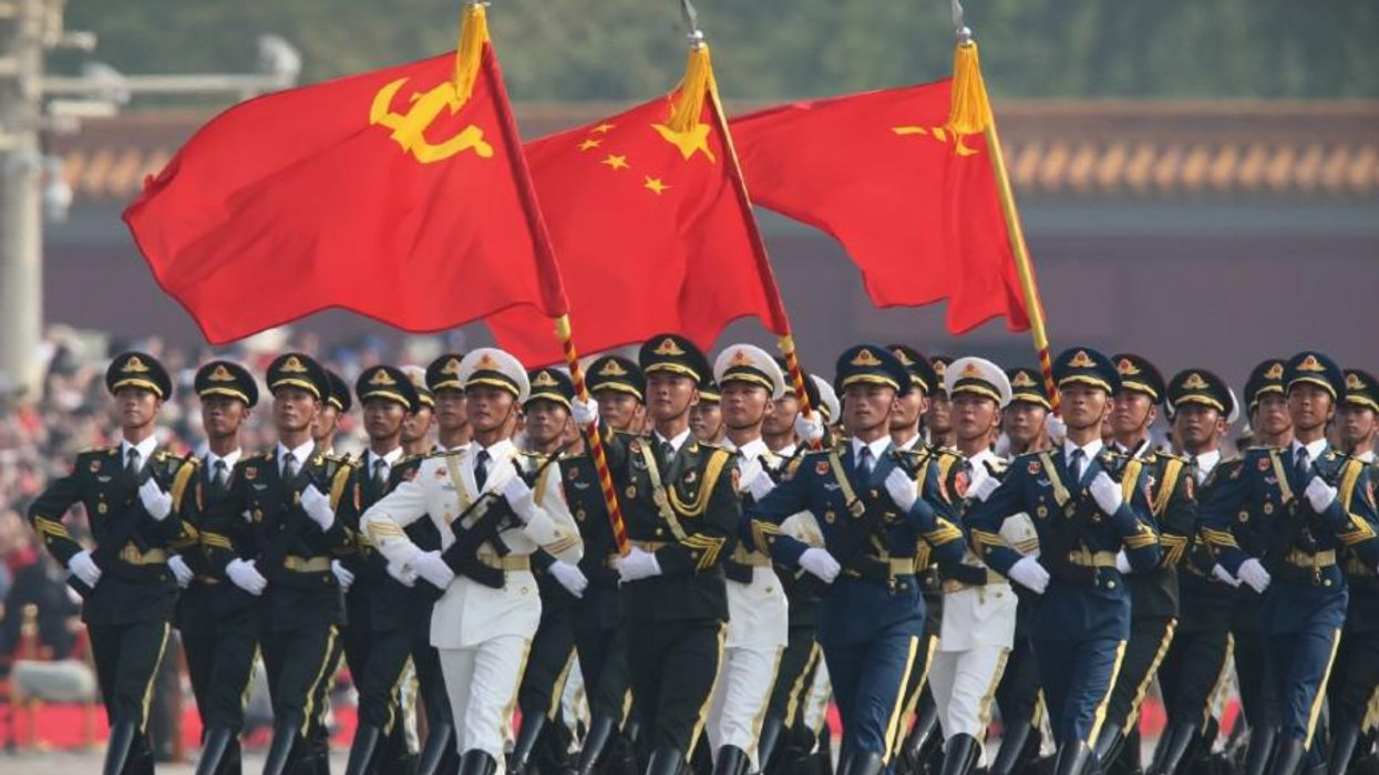 China As Goliath: How Little Lithuania Defies Beijing