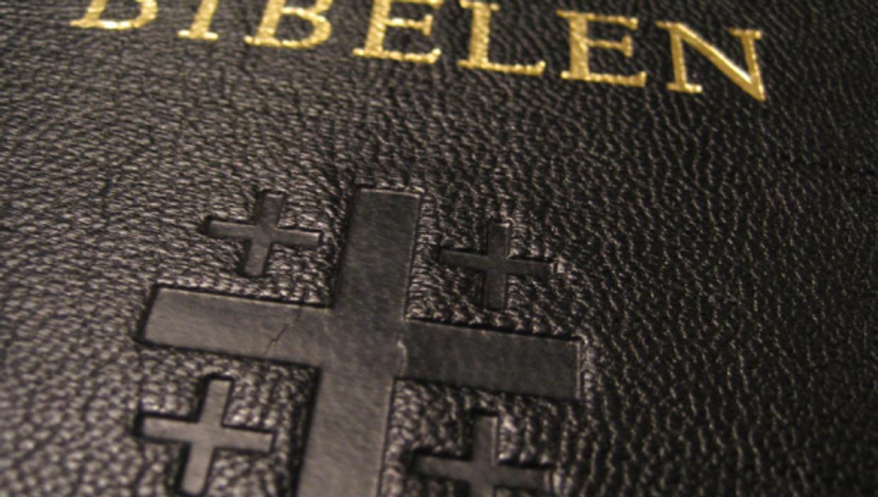 A Norwegian Bible