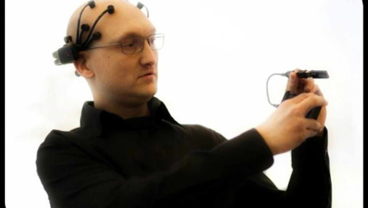 """A """"quantified self"""" conference in Amsterdam"""