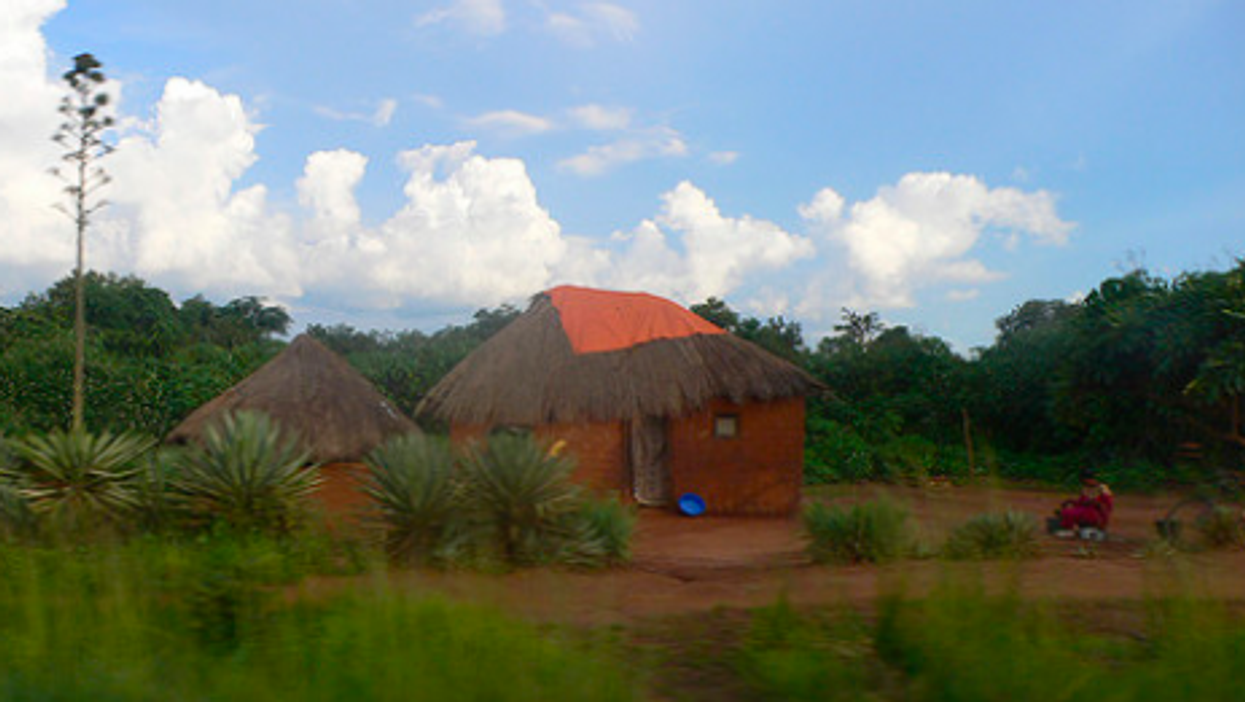 A quiet moment in Katanga, DRC