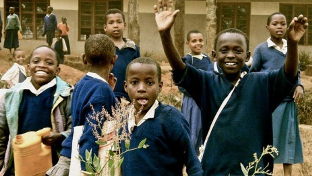 A school in Tanzania (jez_d)