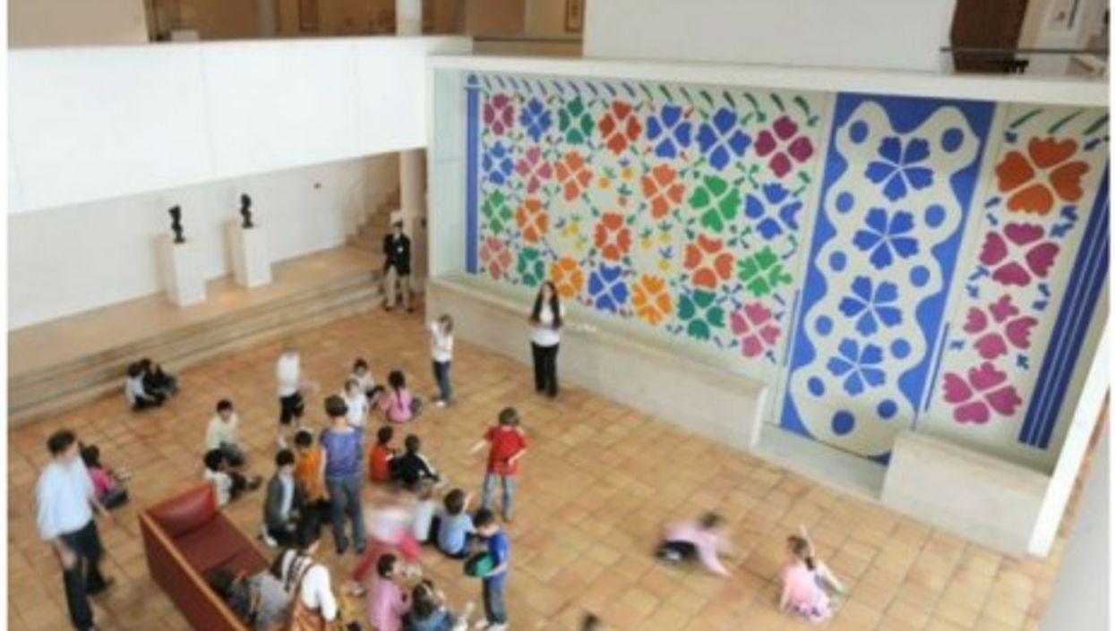 A summer for Matisse