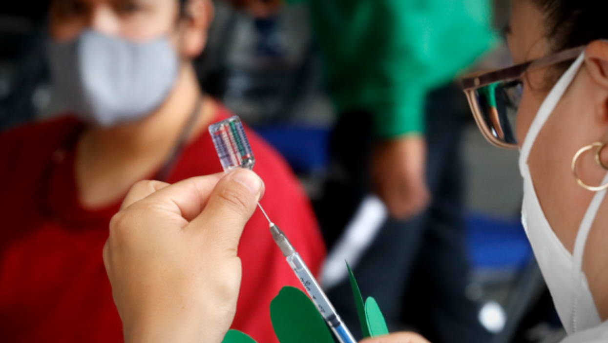 Why So Many In Mexico Don't Trust The Coronavirus Vaccine