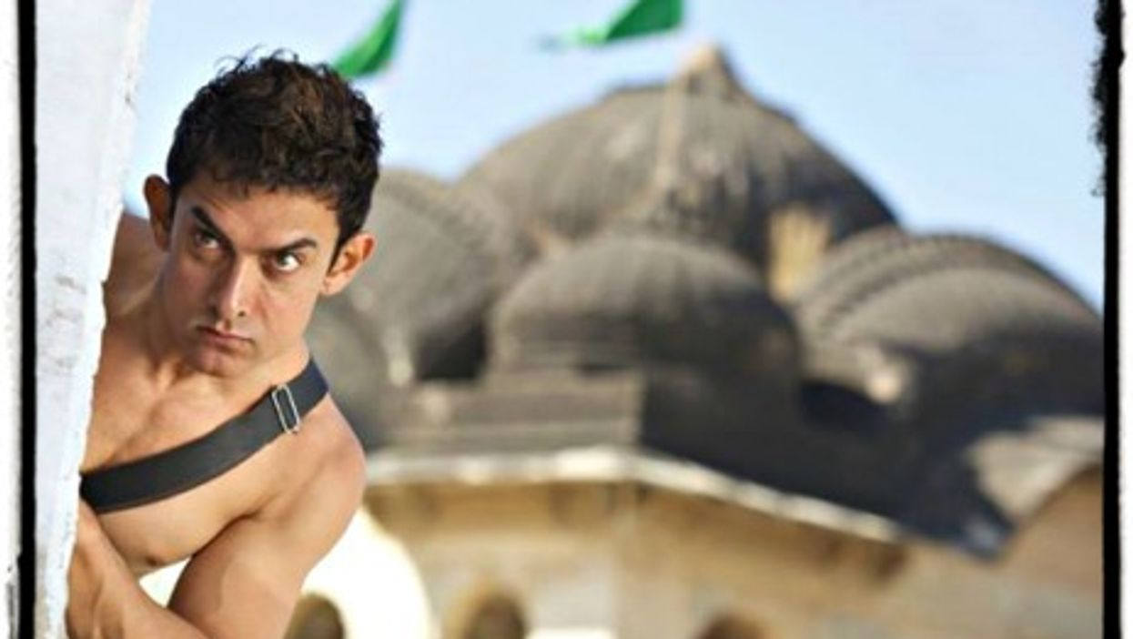 "Aamir Khan in ""PK"""