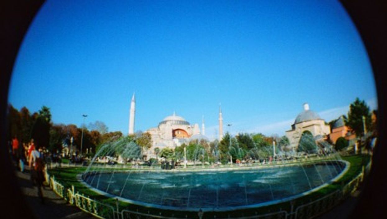 """""""Let the chains be broken – let Hagia Sofia be opened"""""""