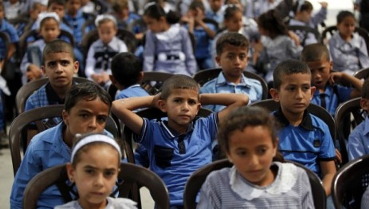 After a summer of war, students in Gaza return to school this week.