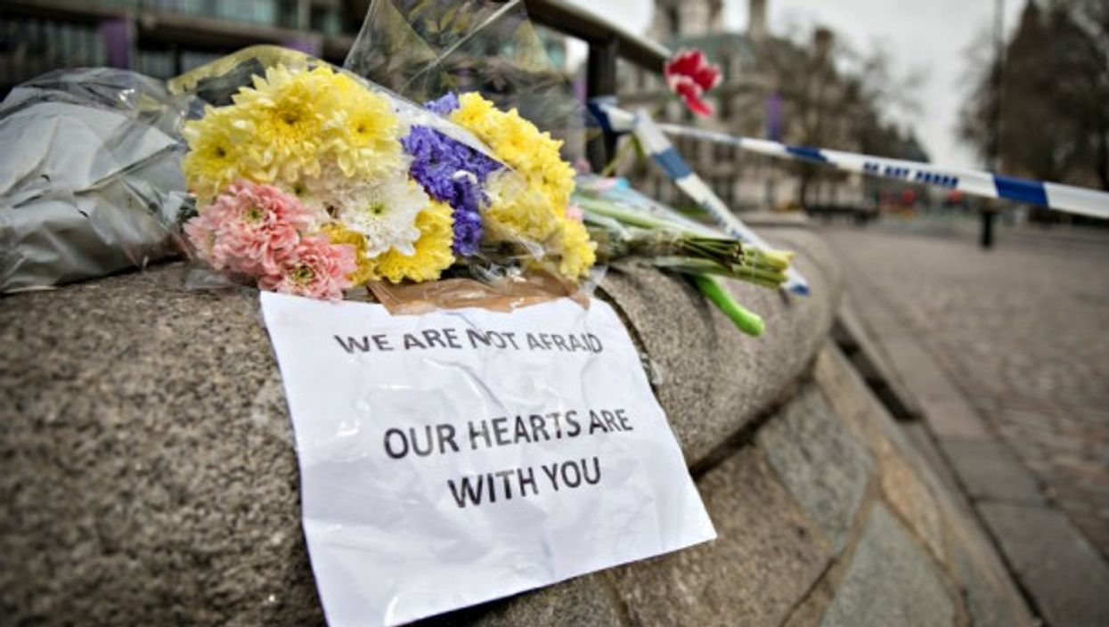After the Westminster attack in London