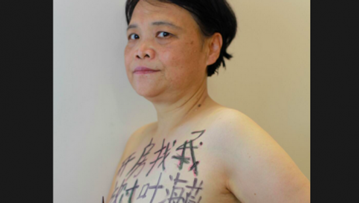 Ai Xiaoming's unflinching activism