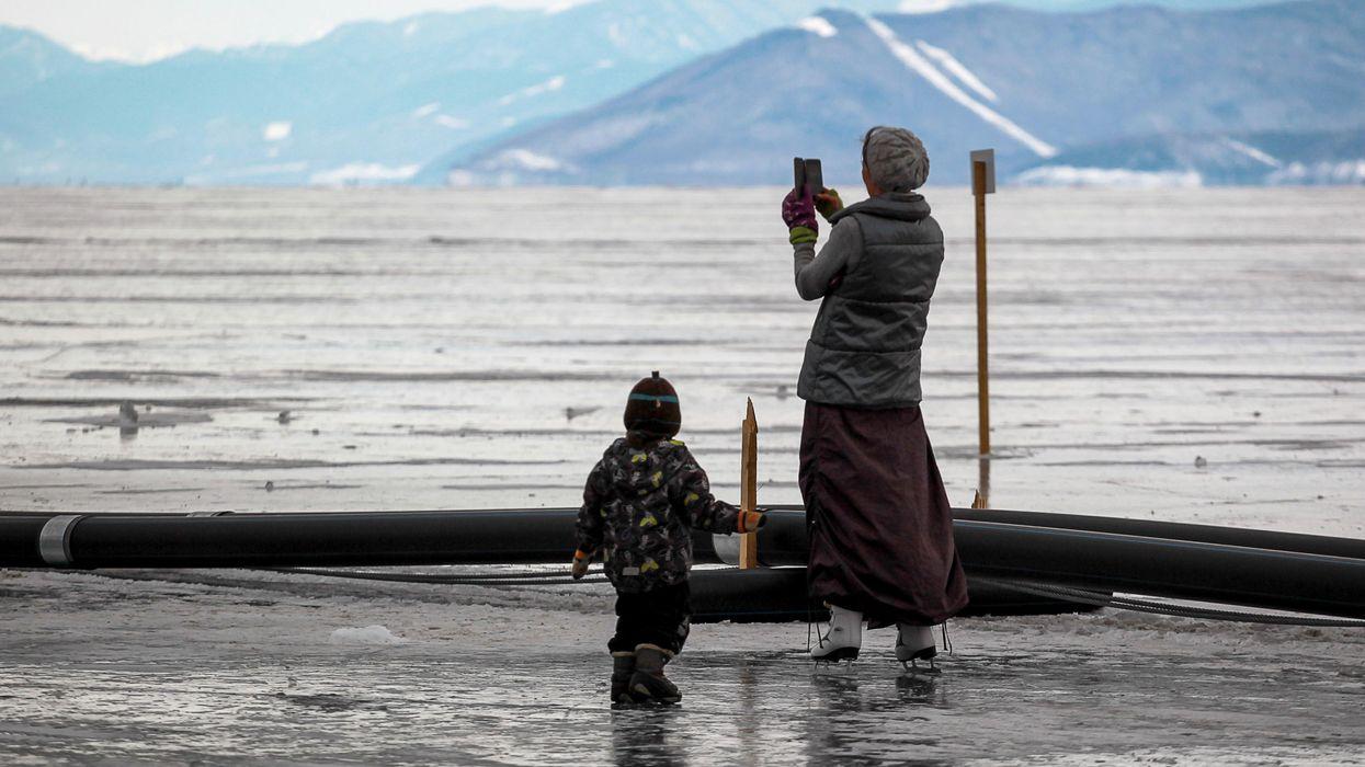 Microplastics In Lake Baikal, World's Largest Freshwater Lake At Risk