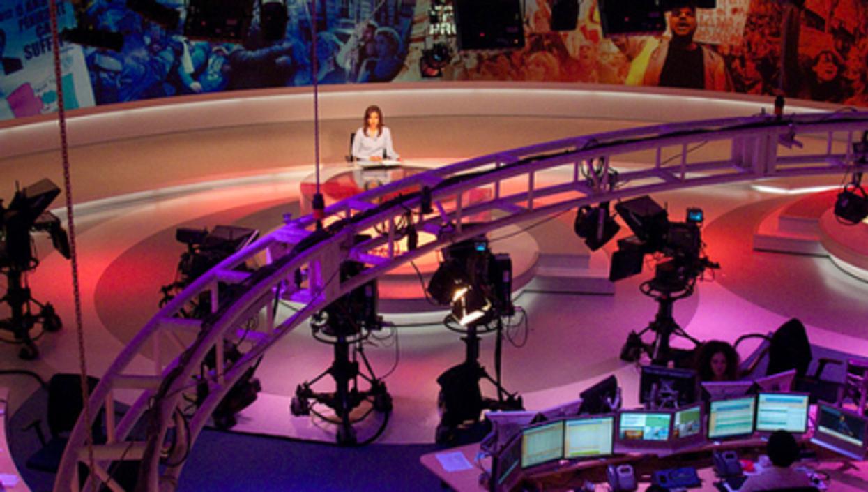 Al Jazeera launched its English-language broadcast in 2006 (Paul Keller)