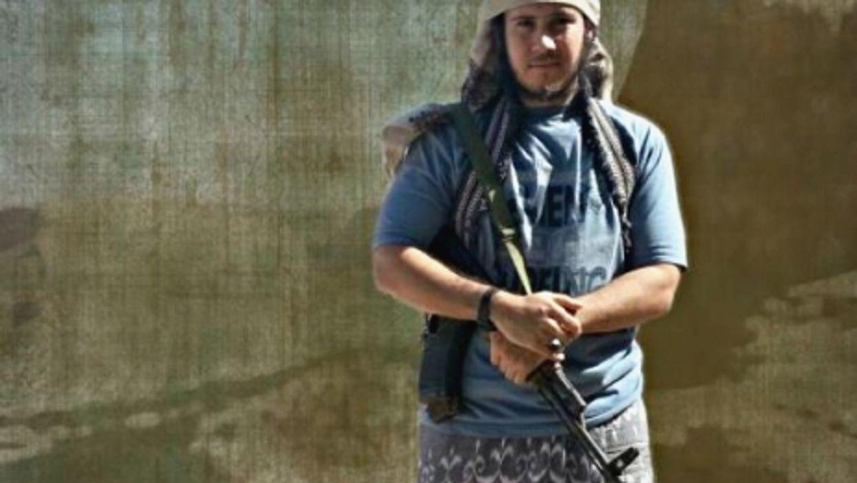 Al-Qaeda spokesman, Mohannad Ghallab