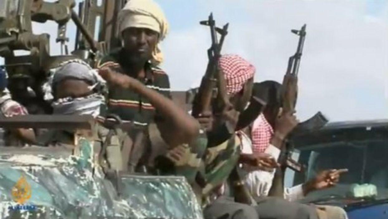 Al Shabab fighters