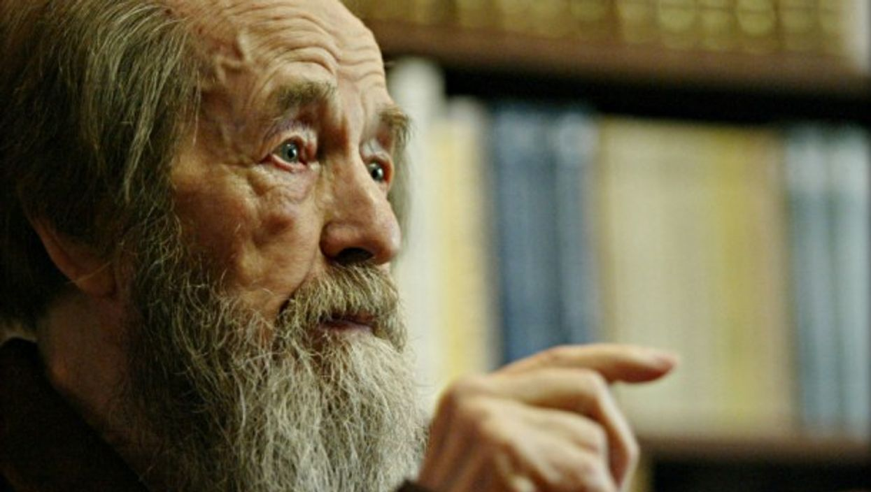 Aleksandr Solzhenitsyn was active into his late 80s