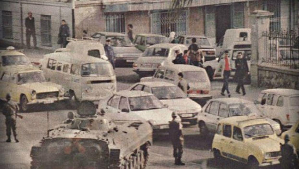 Algiers in 1992