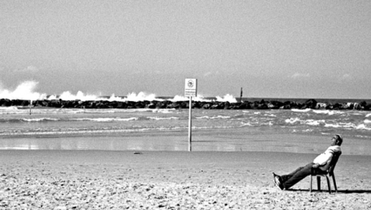 Alone in Tel Aviv