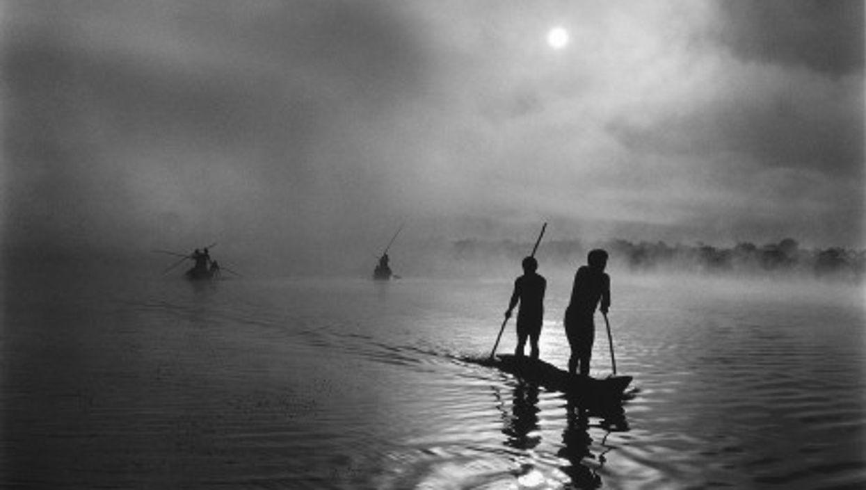 Alto Xingu Indians in Central Brazil
