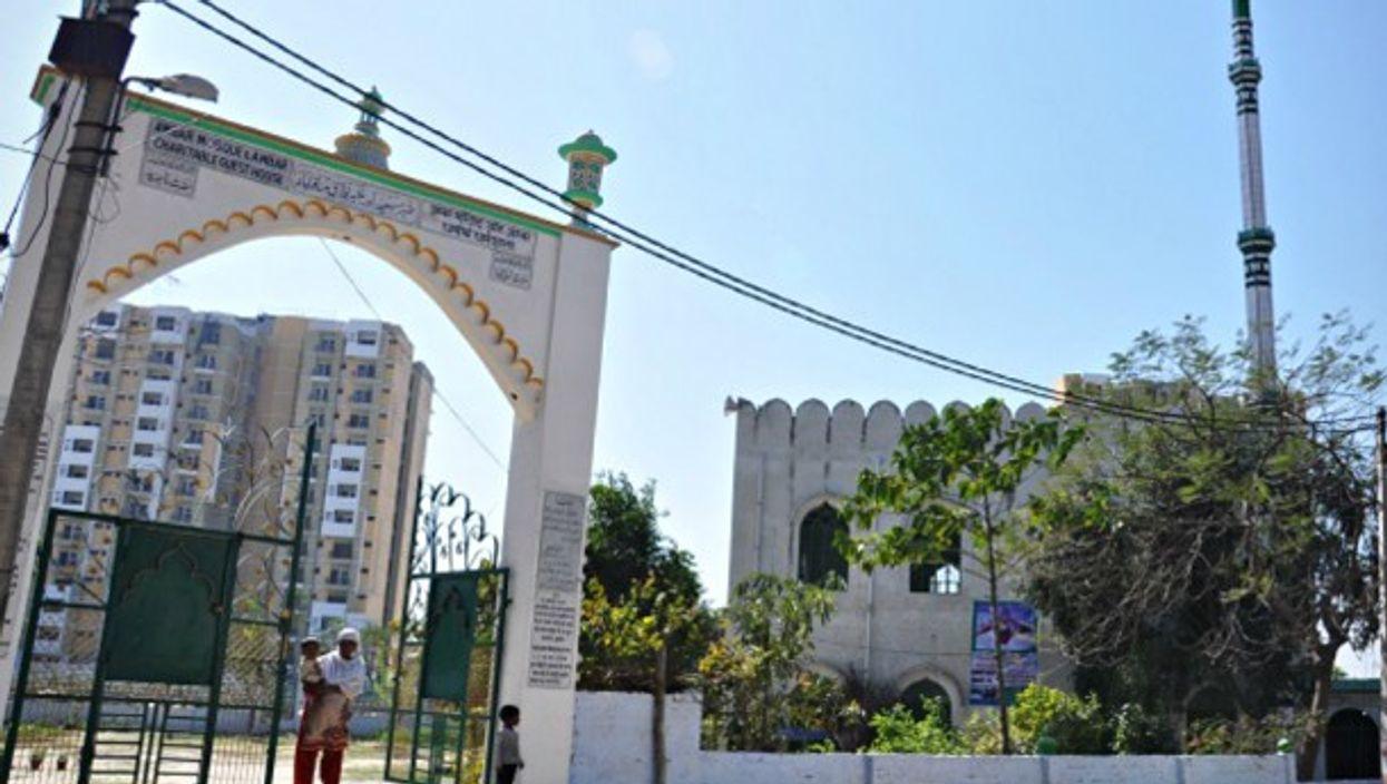 Ambar mosque