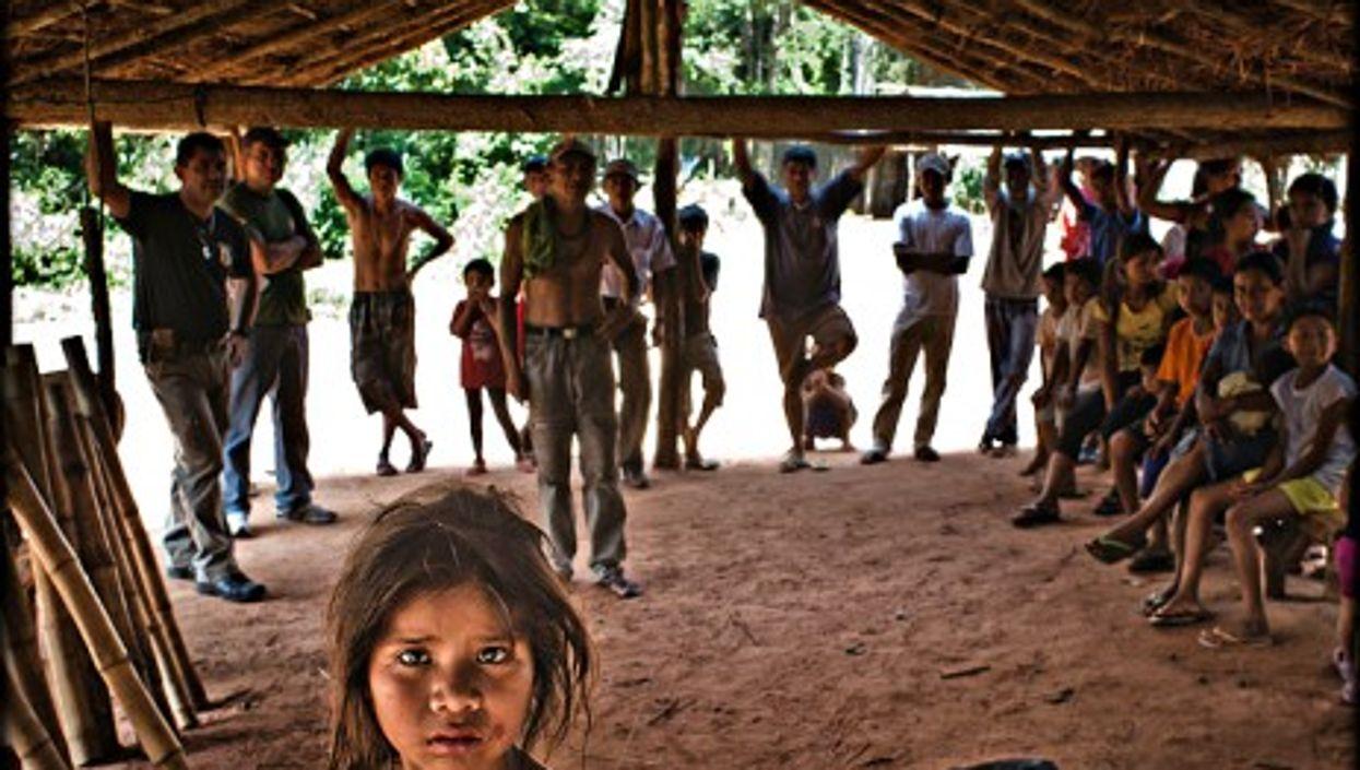 Amongst the Guarani