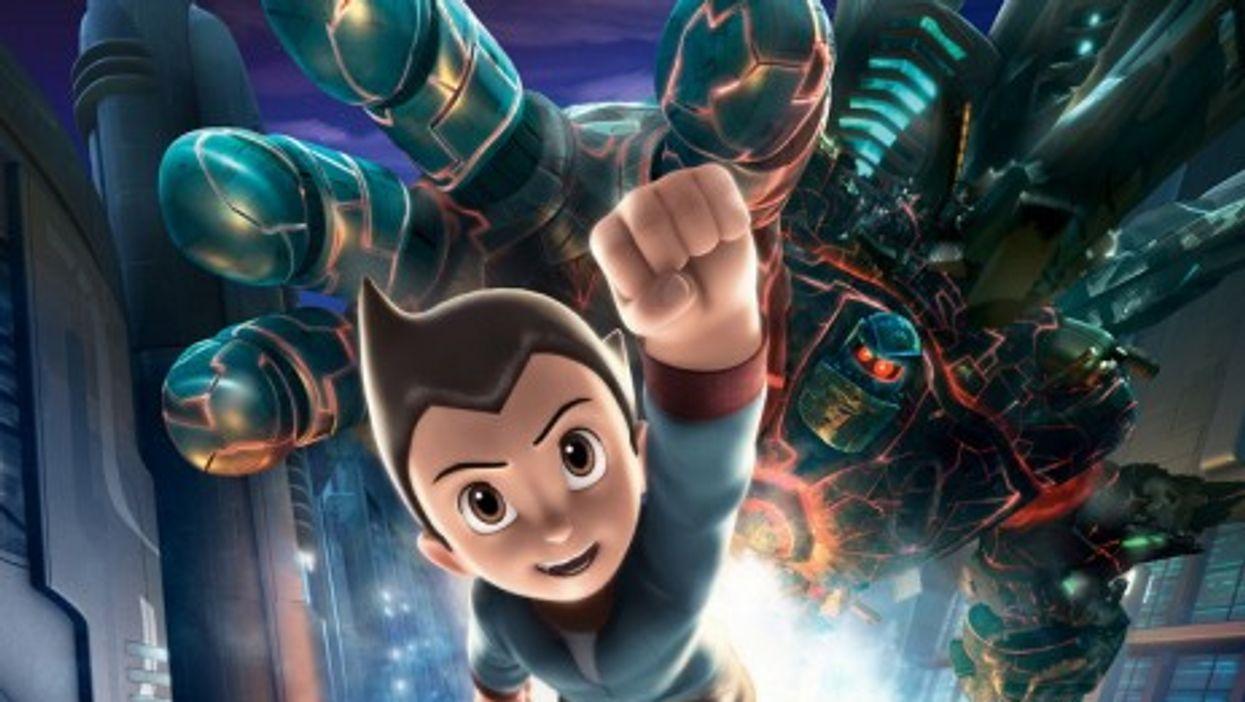An Astro Boy poster