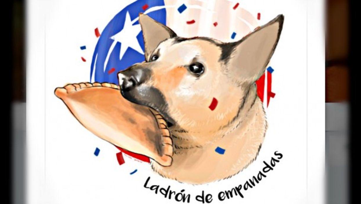 An empanada thief? A national hero!