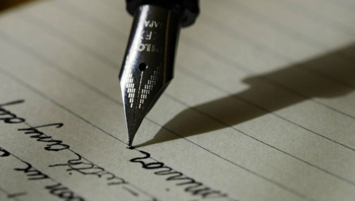 An open letter to cursive