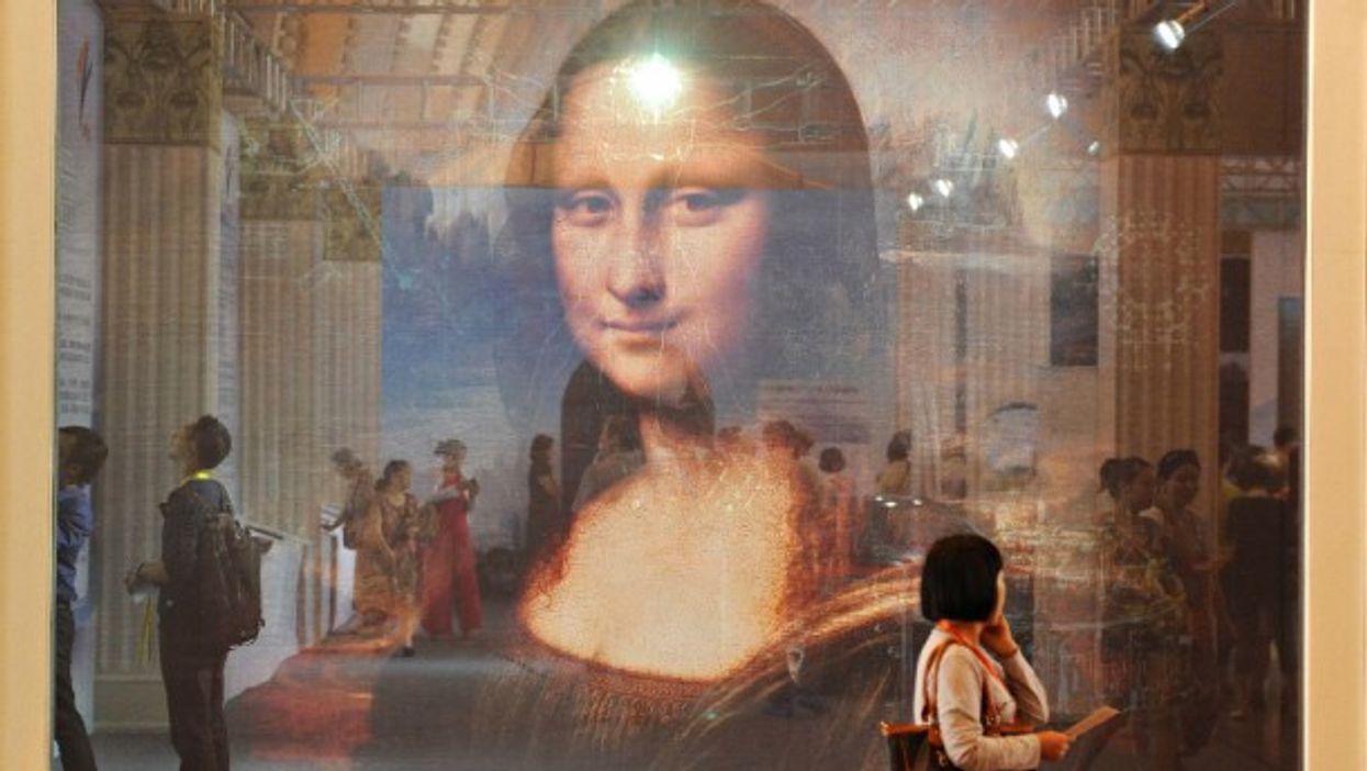 Analyzing Mona Lisa
