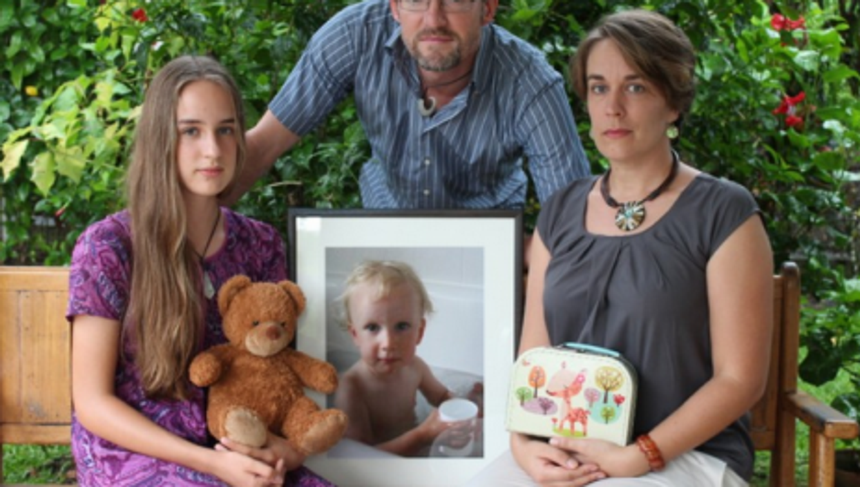 Annukka's parents and sister now live in Fiji