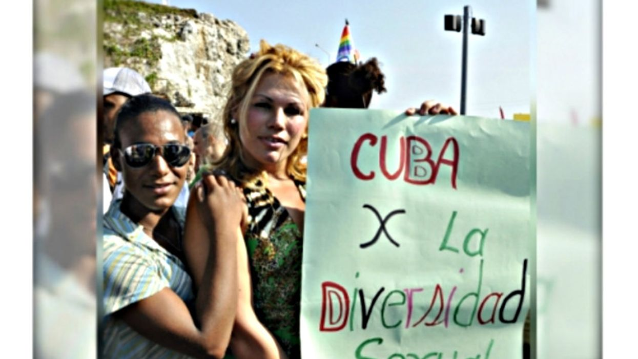 Cuba's LGBT Revolution, With A Castro Leading The Charge