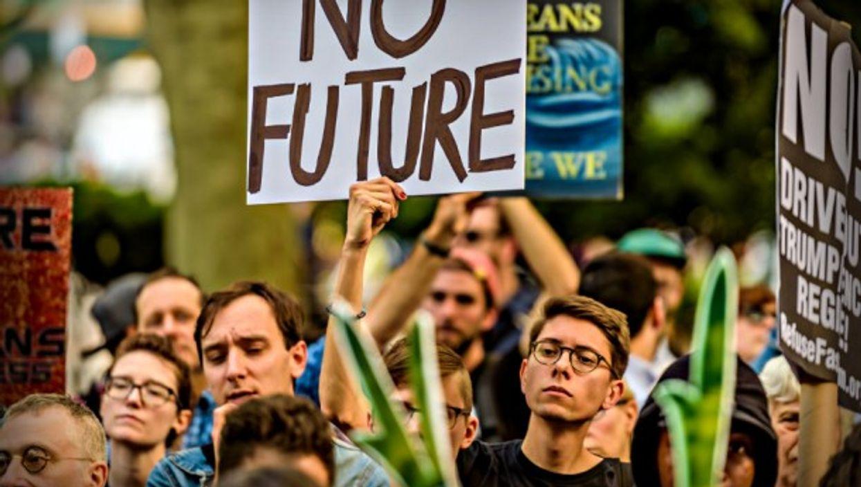 Anti-Trump protest Thursday