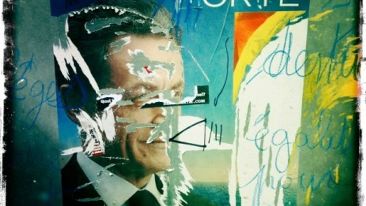 Are Sarkozy's reelection hopes dead? France, in any case, appears torn apart (Ruadhán Mac Cormaic)