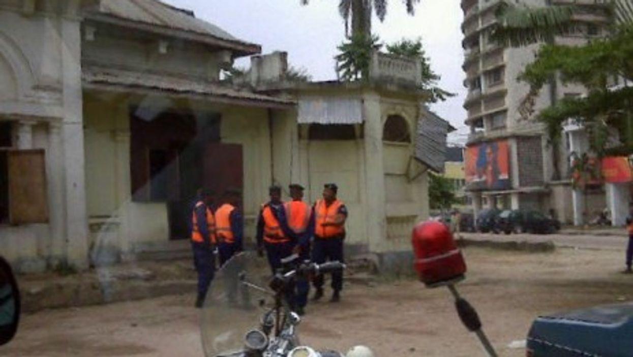 Are the police enough in Congo? (Rachel Strohm)