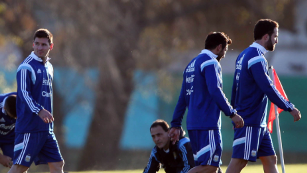 Argentina tends to opt for veterans