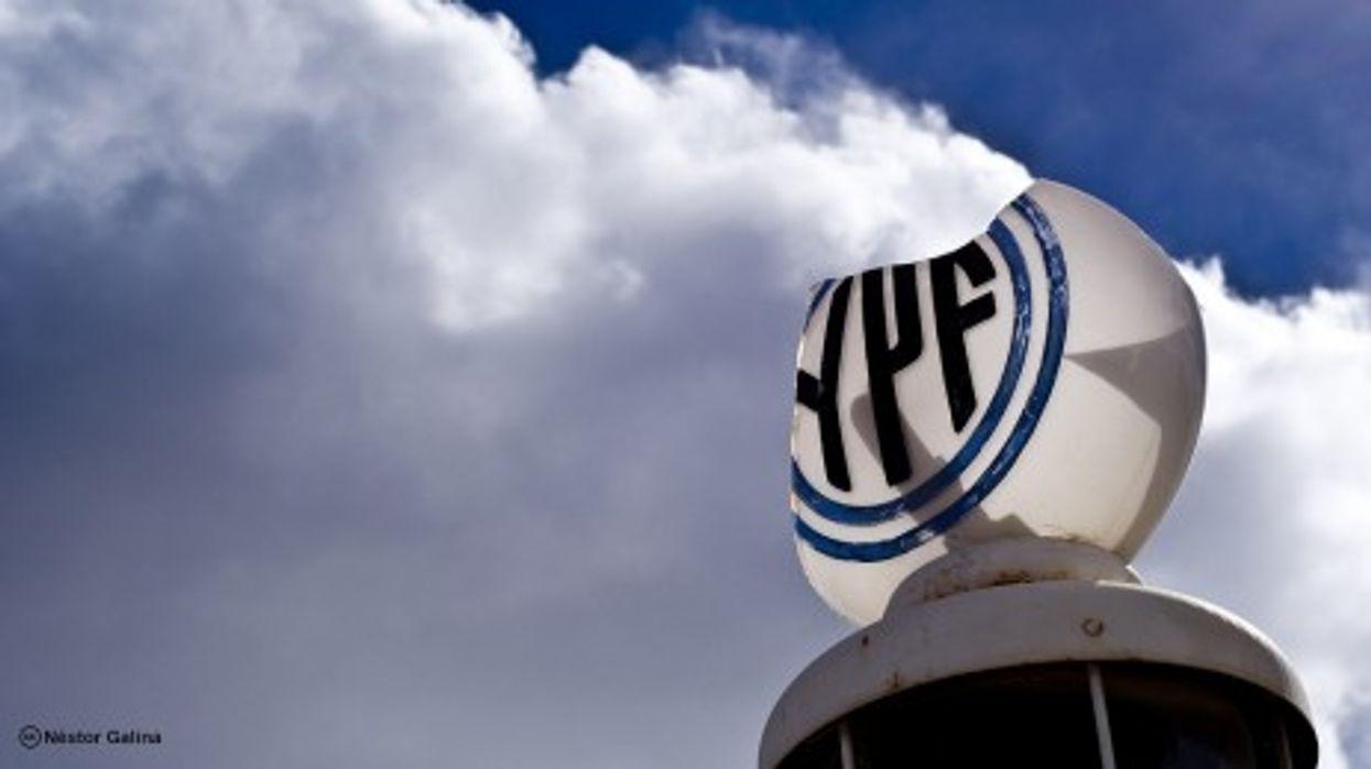 Argentine energy company YPF has recently discovered large shale gas deposits (nestor galina)