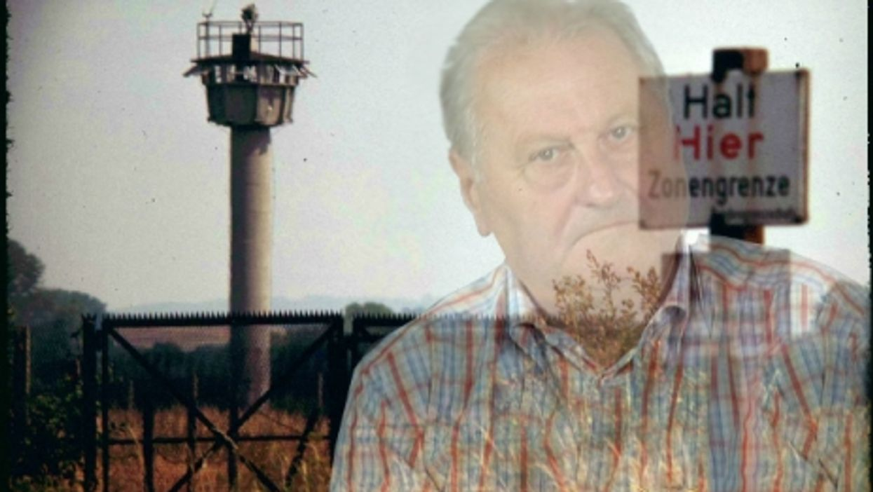 Arpad Bella, the man who first opened the Iron Curtain