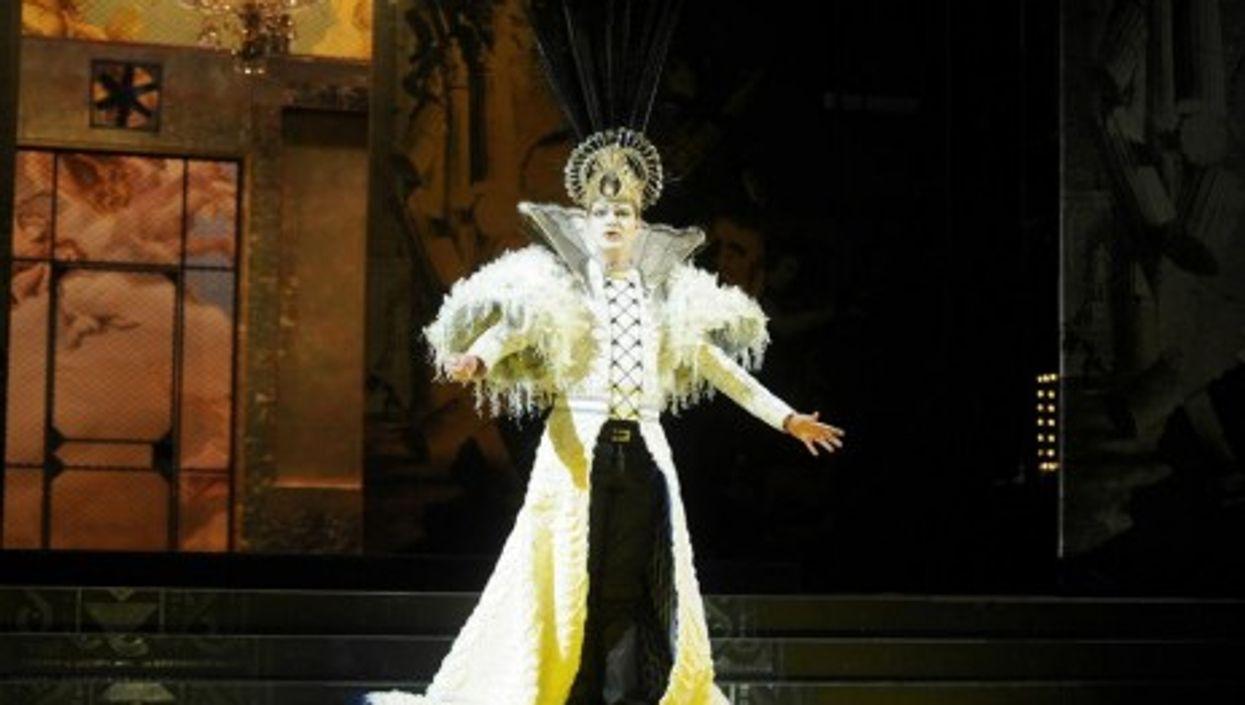 Artaserse - Opéra National de Lorraine