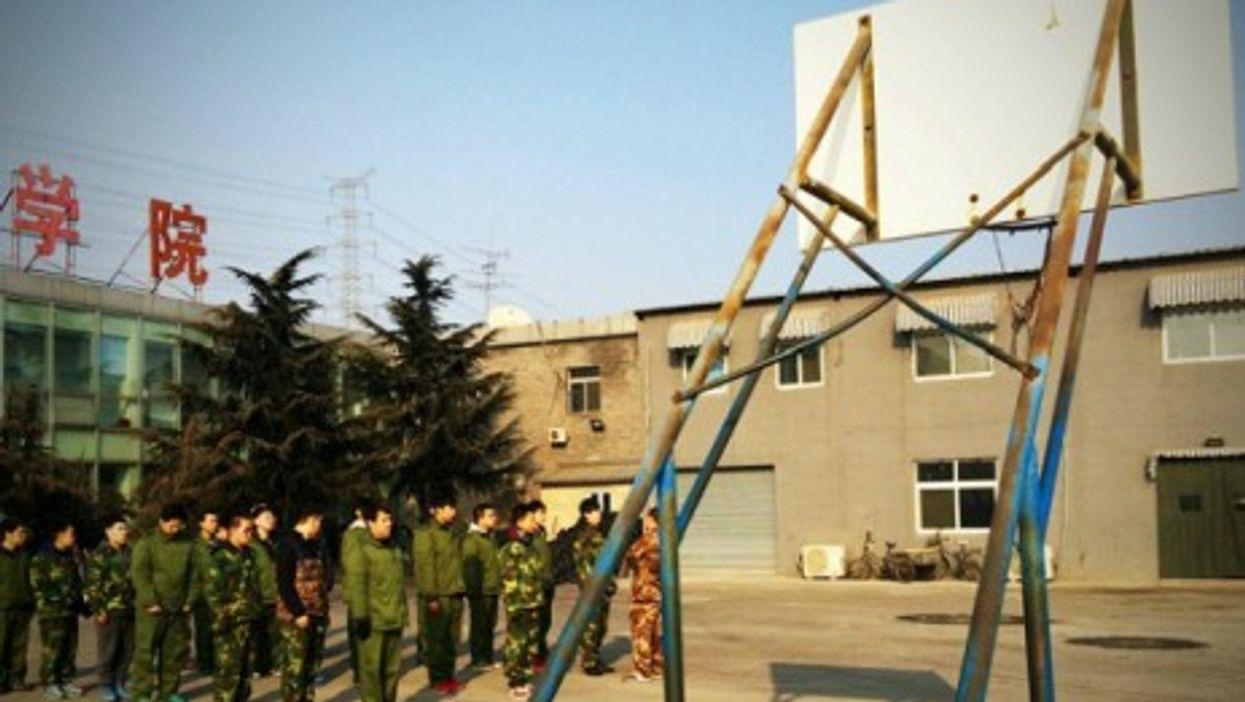 At China Young Mental Development Base