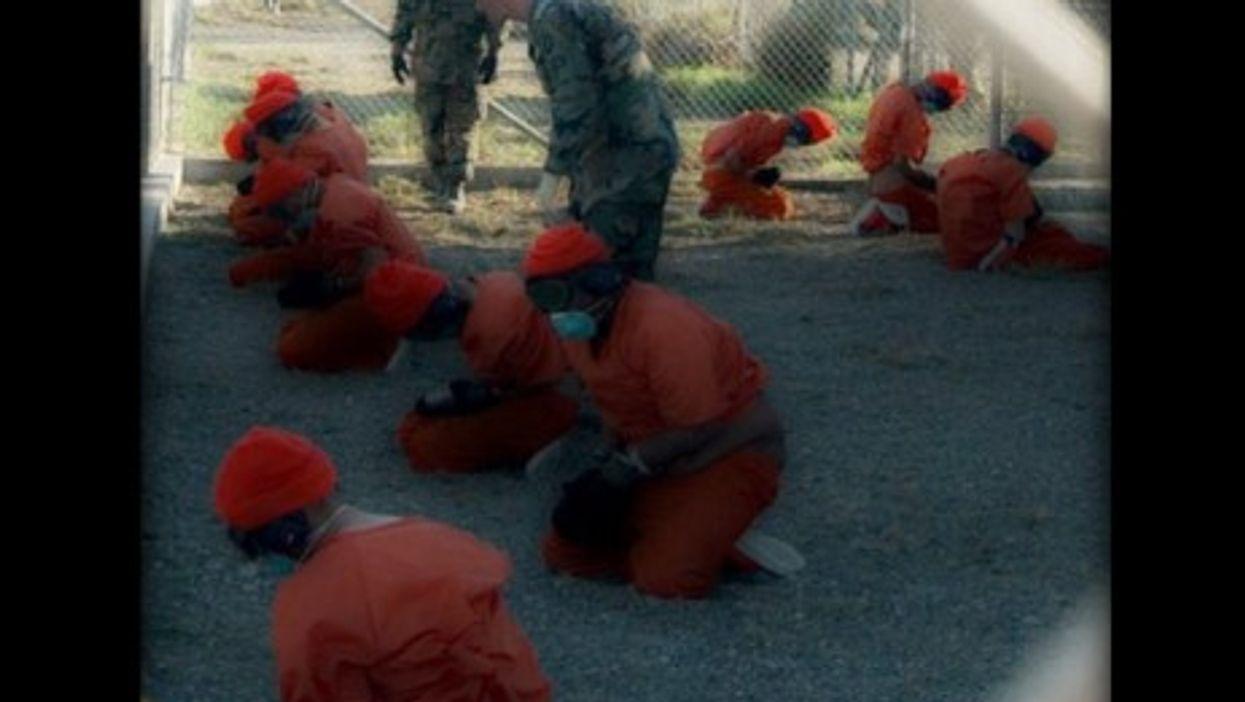 At Guantanamo